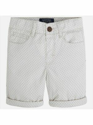 Patterned Shorts 3237-8