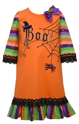 Spider BOO Dress