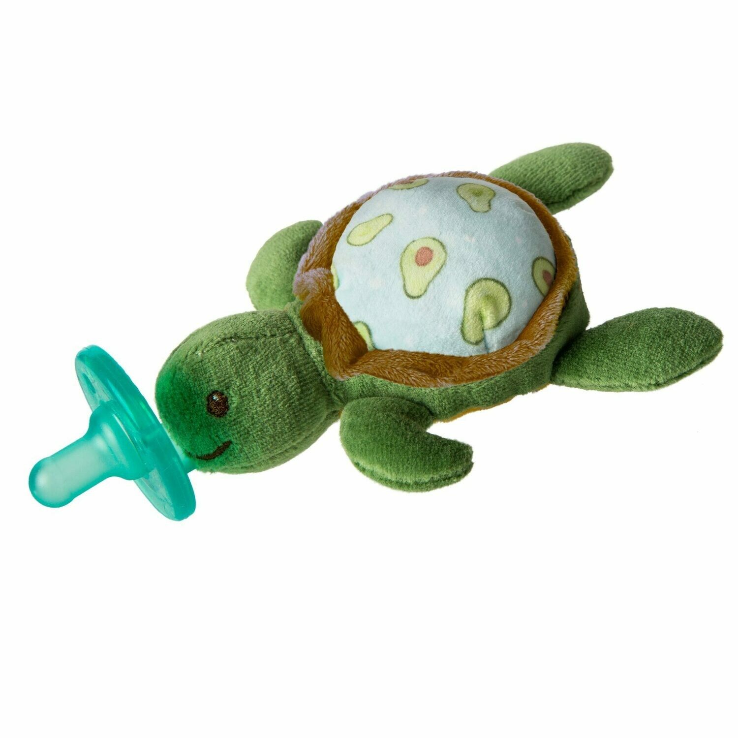 Yummy Avocado Turtle Wubbanub