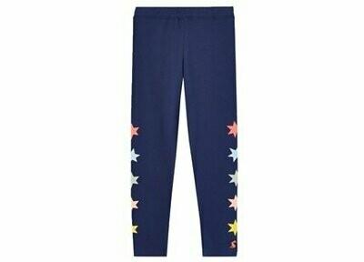Navy Stars Leggings
