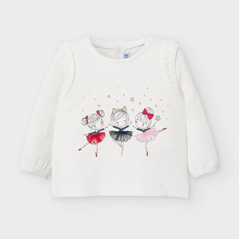 Ballerinas T-Shirt 2056
