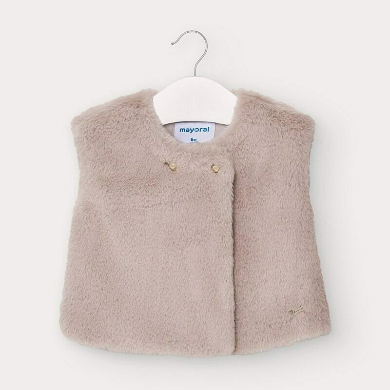 Fur Vest 2363
