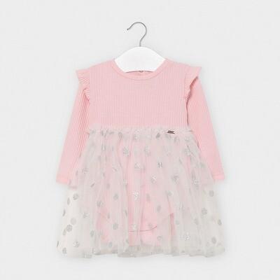 Rose Tulle Dress 2964