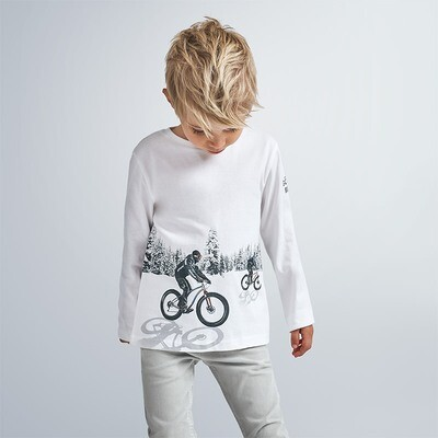 LS Reflective T-Shirt 4049