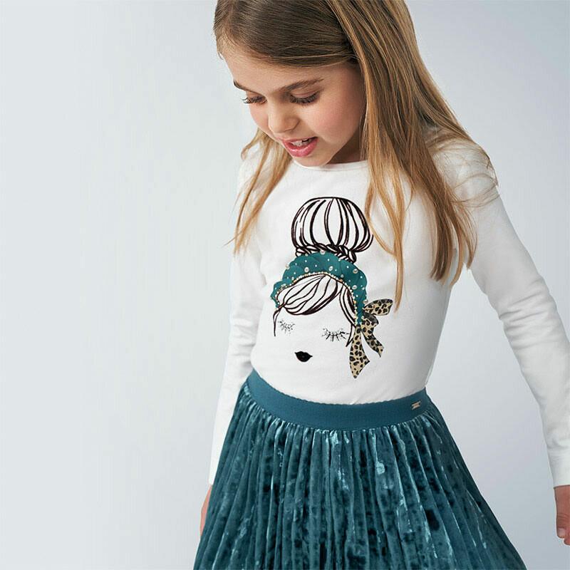Doll LS T-Shirt 4060