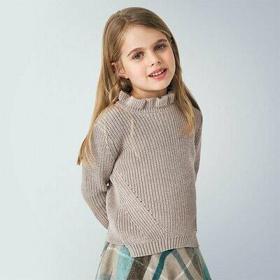 Knit Sweater 4343