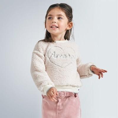Fur Sweatshirt 4402