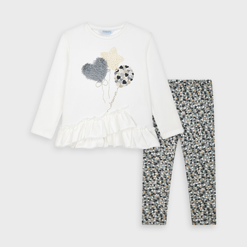 Hearts Legging Set 4725