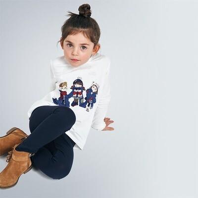 Snowy Girls Legging Set 4727