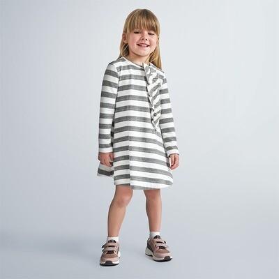 Striped Dress 4988