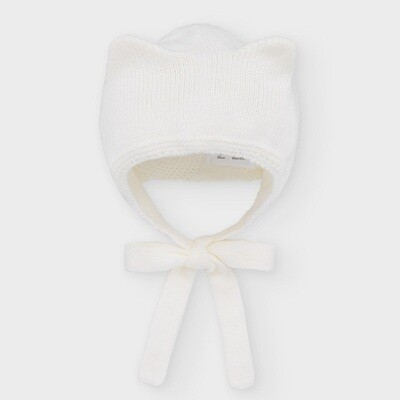 Off-White Knit Hat 9322