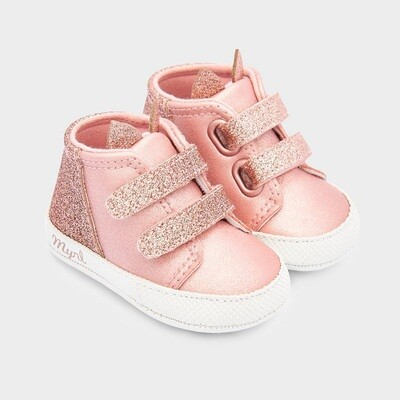 Blush Sneakers 9338