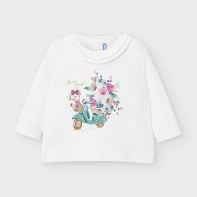 Winter Girl Shirt 2055 Jade
