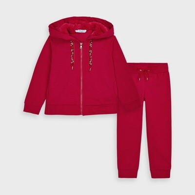 Red Tracksuit 4823