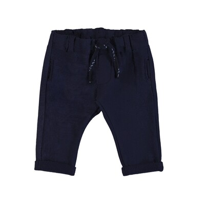 Navy Drawstring Pants 2564