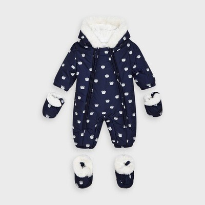Navy Snowsuit 2632