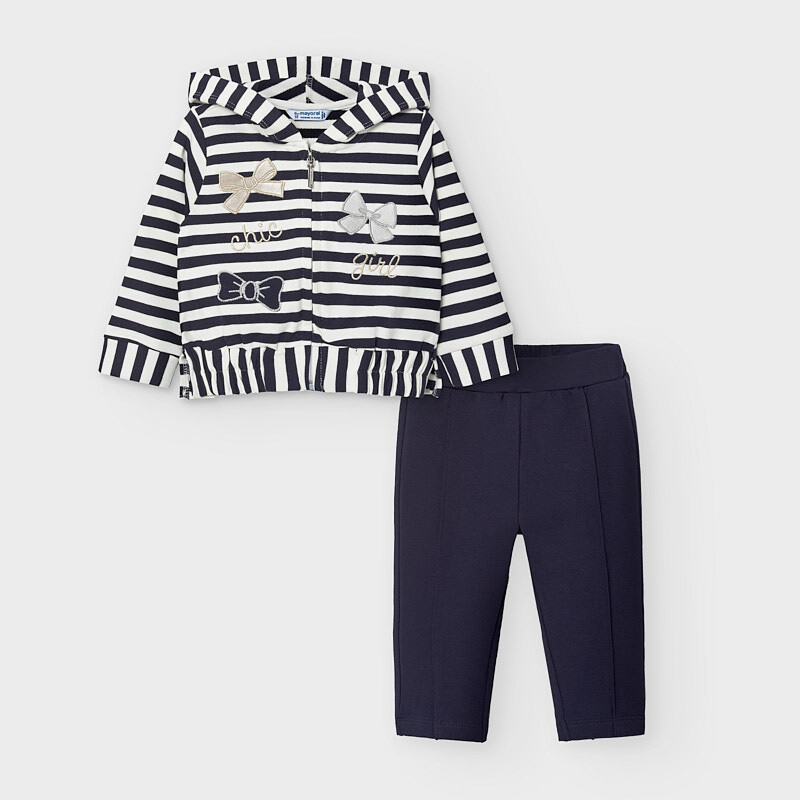 Striped Tracksuit 2892