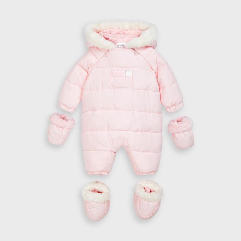 Pink Snowsuit 2627