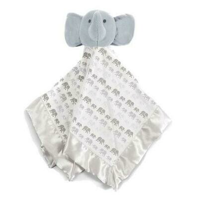 Gray Elephant Lovie