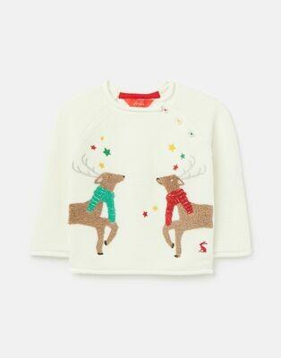 Winnie Reindeer Sweater