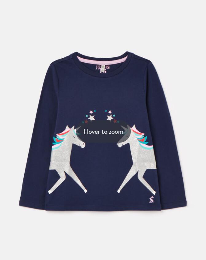 Bessie Unicorn Shirt