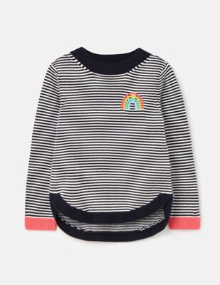 Isabella Rainbow Sweater