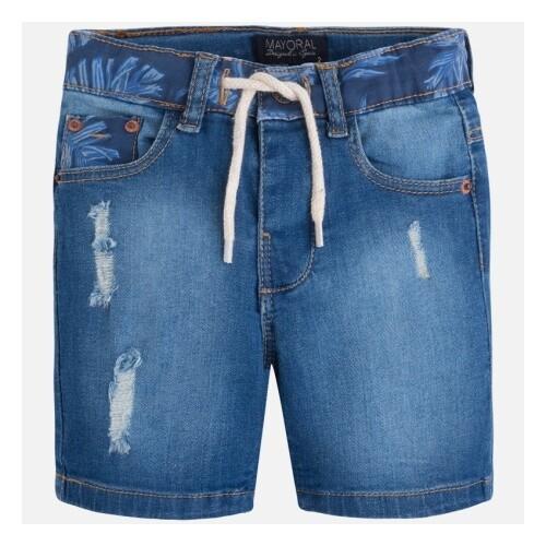 Denim Shorts 3235T-8