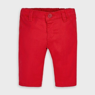Red Chino Pants 2567