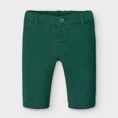 Green Chino Pants 2567