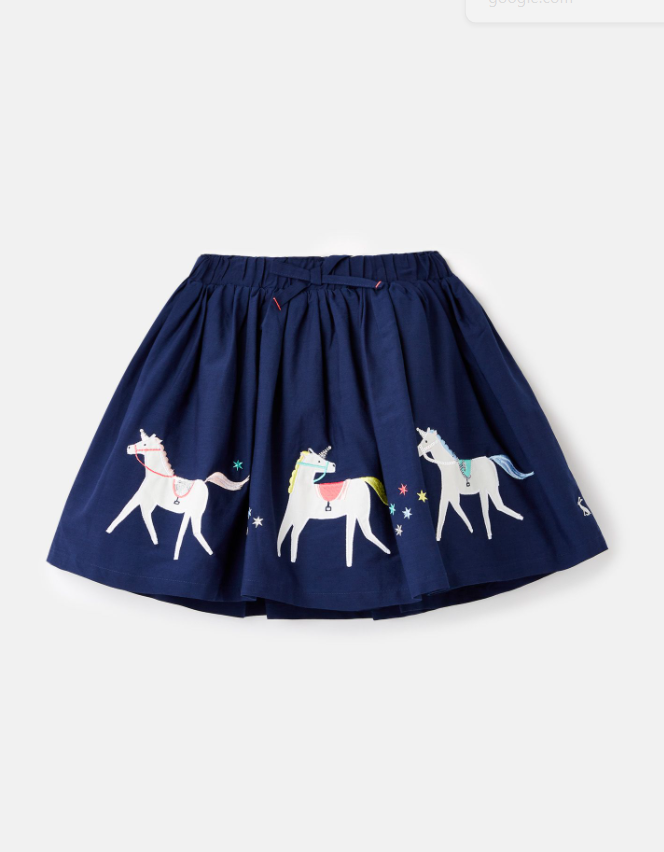 Lexy Unicorn Skirt