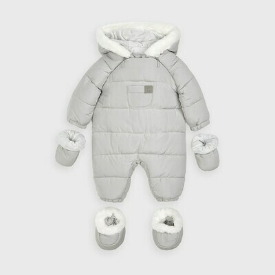 Grey Snowsuit 2627