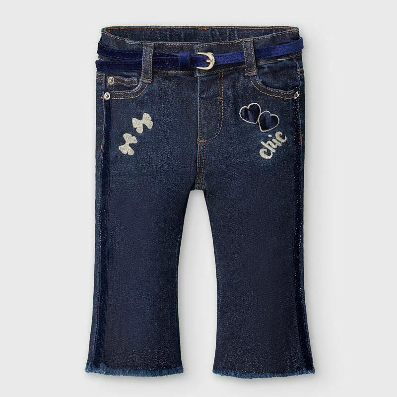 Dark Denim Jeans 2590