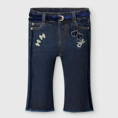 Dark Denim Jeans 2590