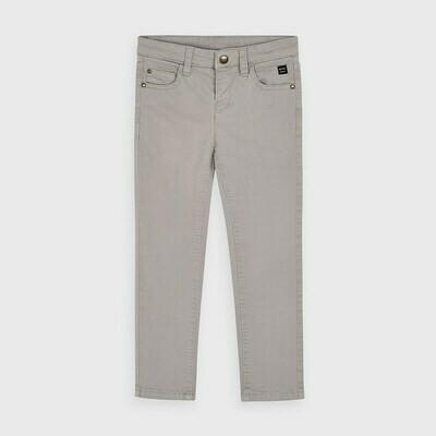 Grey Twill Pants 41