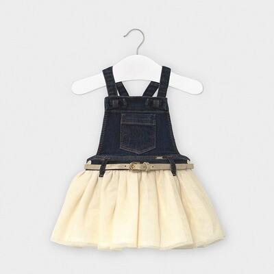 Tulle Overall Skirt 2943