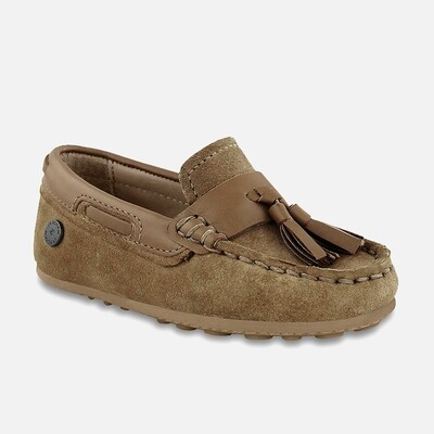 Suede Moccasin 41876
