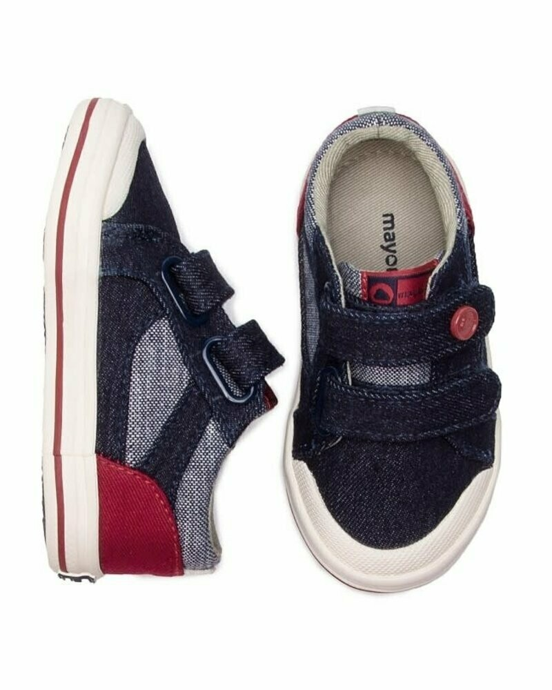 Canvas Sneakers 43091