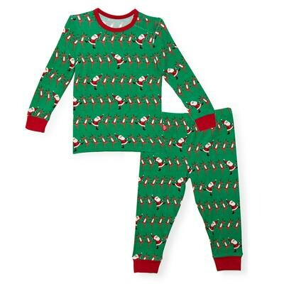 Holly Folly Jolly PJ Set