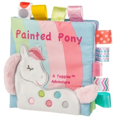 Spotted Pony Soft Book
