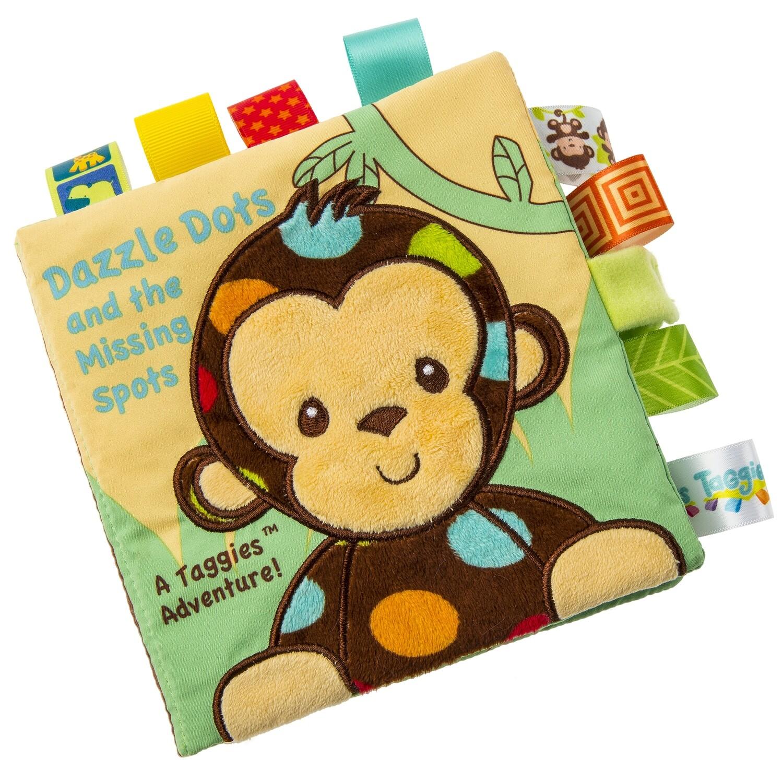 Dazzle Dots Soft Book