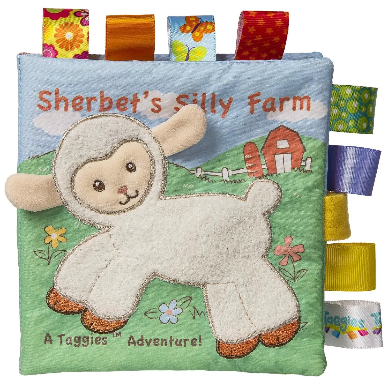 Sherbet Lamb Soft Book