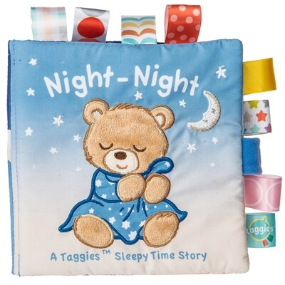 Starry Night Teddy Soft Book
