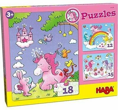 Unicorn Glitterluck Puzzles