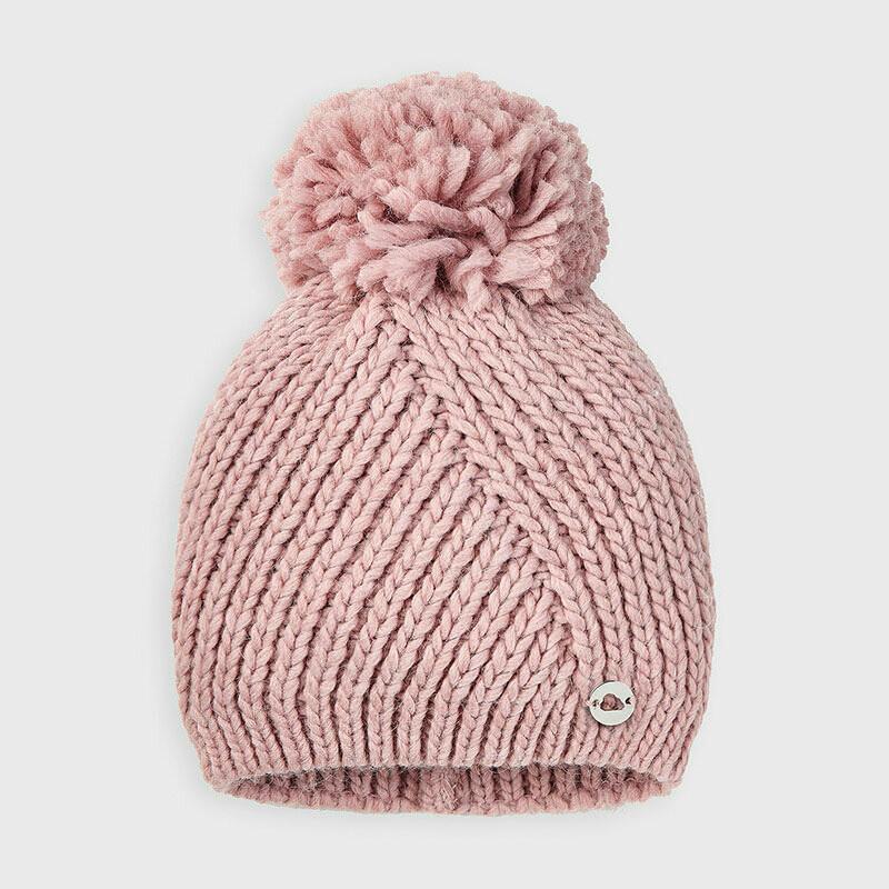 Pompom Hat 10903