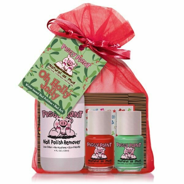 Oh Holly Jolly Gift Set