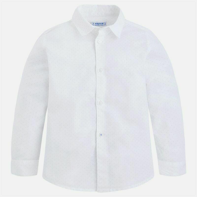 Patterned Shirt 141E-2