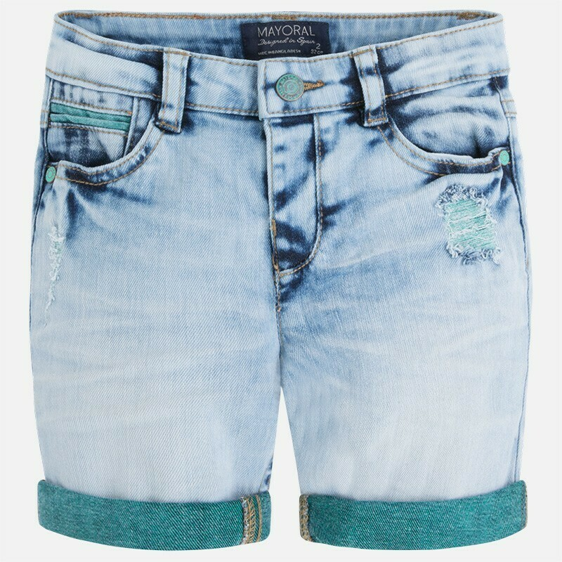 Jean Shorts 3227T-4