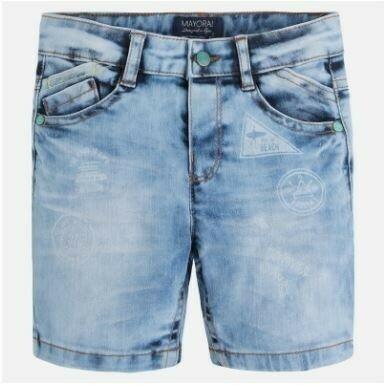 Denim Shorts 3229T-6