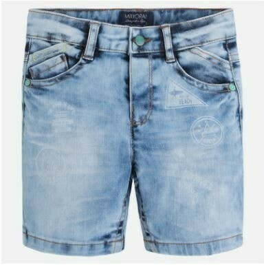Denim Shorts 3229T-7