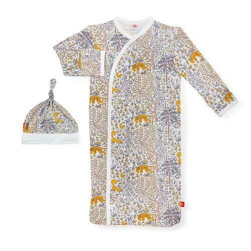 Sumatra Gown Set